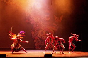 Ballet Folklorico: Dancing with Deer