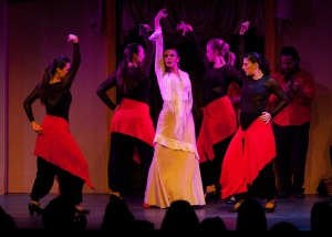 A'lante Flamenco Dance Ensemble - at the Long Center on October 26 and 27