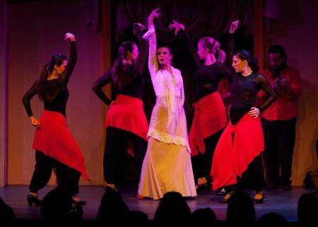 A'lante Flamenco Dance Ensemble - at the Long Center on October 26 and 27
